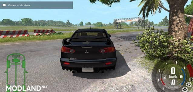 Mitsubishi Lancer Evolution X [0.6.0]